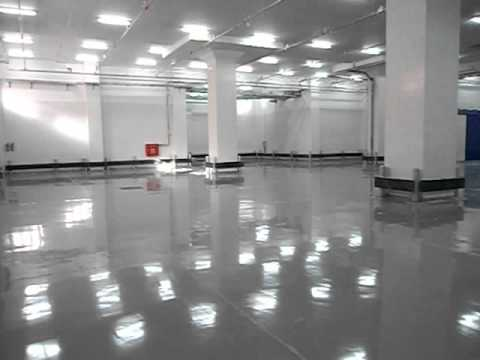 Support Services Company - Commercial cleaning/warehouse (After)