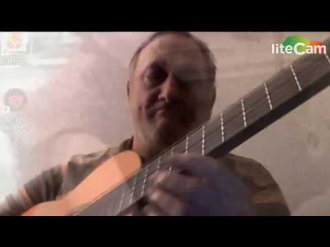 Robert Dunn Performs Tenor Madness by Sonny Rollins (Acoustic Jazz Guitar)