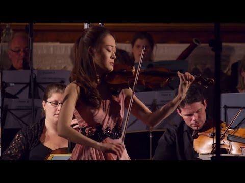 Vaughan Williams: The Lark Ascending  - Midori Komachi, violin