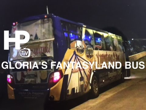 Gloria's Fantasyland Dapitan Bus Transfer from Dakak Park Beach Resort by HourPhilippines.com