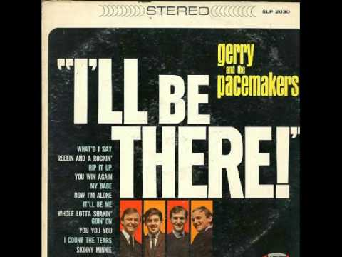 Gerry & The Pacemakers - I Count The Tears