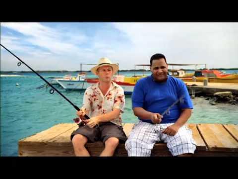 Ian Wright Goes Fishing in Aruba