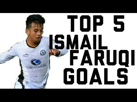Top 5 Ismail Faruqi Goals