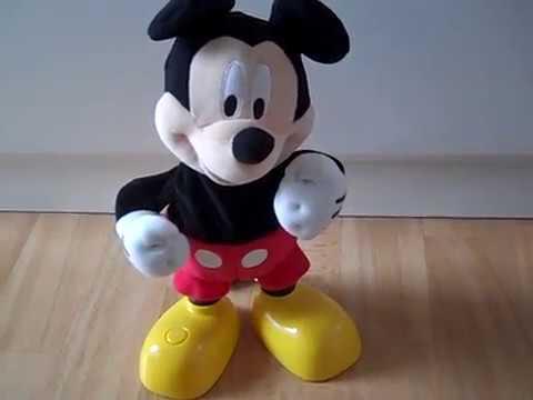Mickey Mouse Disney Dance Mickey