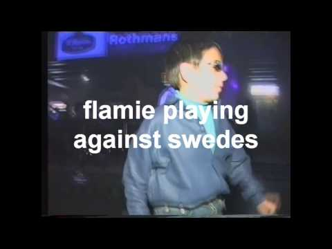Flamie against swedes