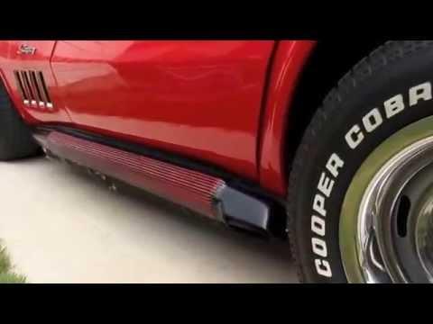 1969 Corvette Renovation (1969 Roadster)
