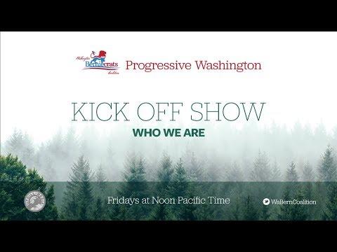 Progressive Washington with Rhonda Walker & Courtney Love - December 22nd, 2017