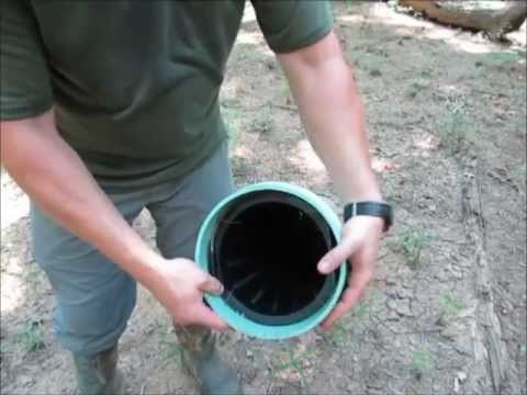 Catfish Pipe Trap