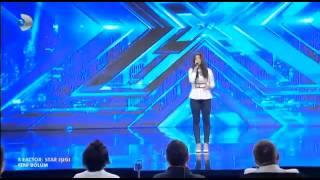 Şebnem Keskin - Vazgeçtim X Factor Star Işığı 17 Şubat 2014 İzle