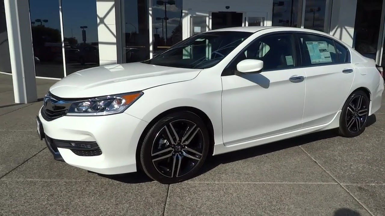 2016 New White Honda Accord Touring Price Deals Oakland Alameda Hayward Fremont Sf Ca You