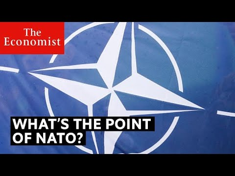 What's the point of NATO? | The Economist