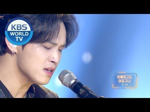 BTOB(비투비) - INTRO + Beautiful Pain(아름답고도 아프구나) [2018 KBS Song Festival / 2018.12.28]