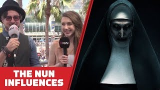 How The Nun (and Its Potential Sequel) Influences the Conjuring Universe - Comic Con 2018