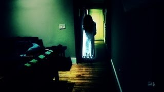 real ghost caught on video tape 42 the haunting