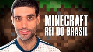 Minecraft ainda é REI no Brasil, novo jogo surpreende e a volta de The Walking Dead