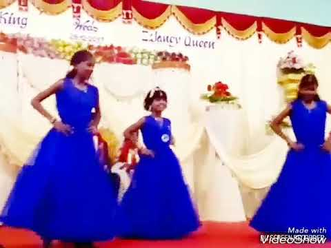 Tamil Christian wedding dance Ezhil king weds Jancy Queen