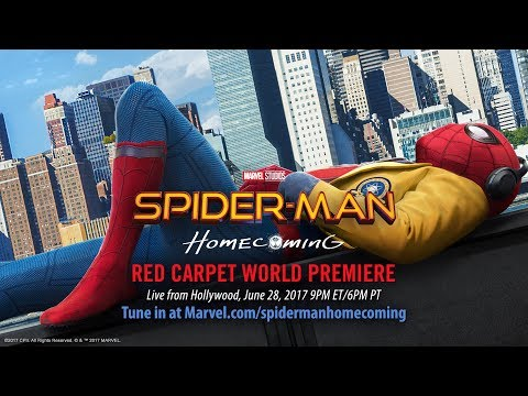 Spider-Man: Homecoming Red Carpet Premiere - Part 2