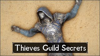 Skyrim: 5 More Thieves Guild Facts and Secrets You Probably Missed in The Elder Scrolls 5: Skyrim