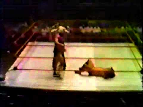 70s Gulf Coast Chief Thundercloud vs Jack Donavan Wrestling