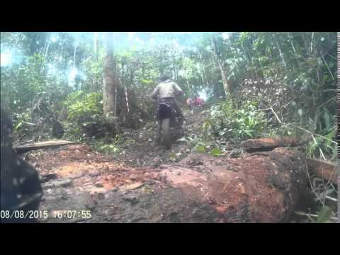 sintrac di mata (maleo trail adventure) luwuk