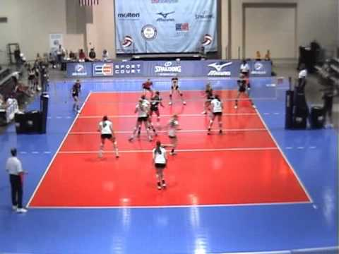 2010 16O Nebraska Jr v Skyline (Finals) Set 2