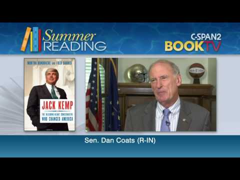 What is Sen. Dan Coats (R-IN) reading this summer?