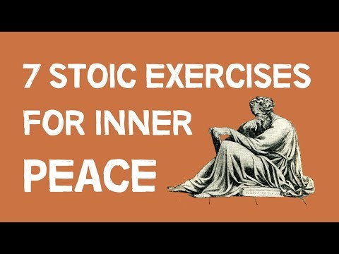7 Stoic Exercises For Inner Peace להורדה