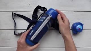 Обзор детского термоса Tiger MBO-E050 Blue