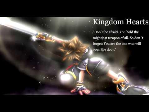 [HD] Utada Hikaru - Sanctuary - Nightcore (KH2 Song)