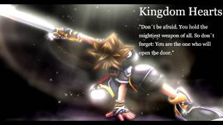 [HD] Utada Hikaru - Sanctuary - Nightcore (KH2 Song)