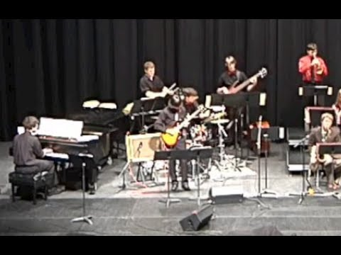 "Pat Metheny - ""The First Circle"" - IUP Jazz Ensemble"