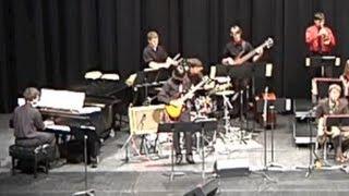"""Pat Metheny - """"The First Circle"""" - IUP Jazz Ensemble"""
