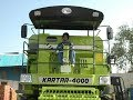 Kartar 4000 Combine Harvester Review