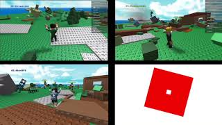 Roblox - Natural Disaster Survival By Stickmasterluke. ¡Terremoto! ¡¡¡Multijugador!!!
