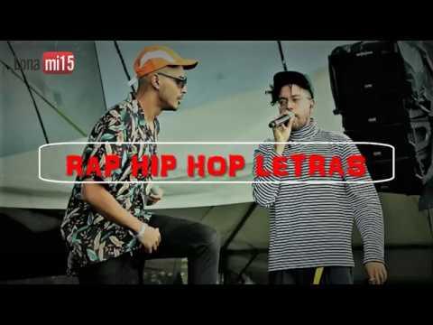 RAP HIP HOP LETRAS