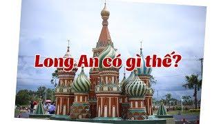 Công viên kỳ quan thế giới - Cát Tường Phú Sinh Long An