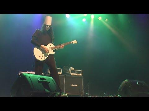 Buckethead - Nottingham Lace - Boulder Theatre - 7/23/16 - HD
