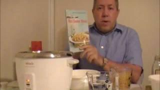 Chicken & Pasta In Rice Cooker