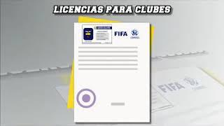 Licencias de la Conmebol