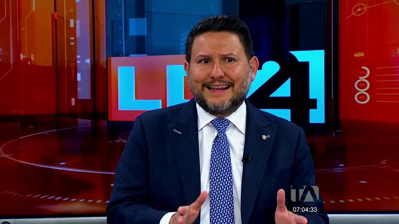 Entrevista a Gabriel Martínez, ministro de Transporte