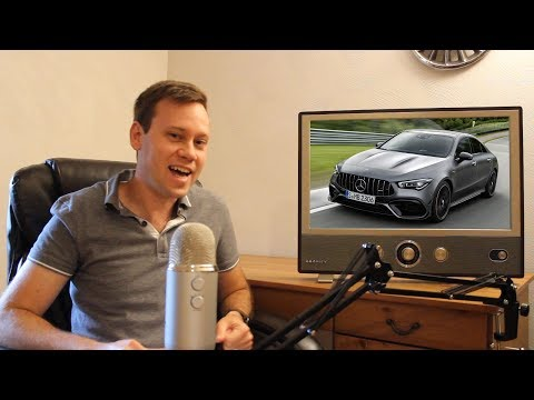 416 HP Mercedes-AMG CLA45 and Other News! Weekly Update