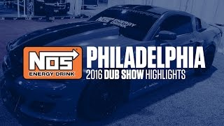 NOS Energy At the DUB Show in Philadelphia : Highlights!
