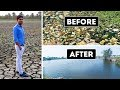 A Young Man from India Saving Dead Lakes, And Here's His Story