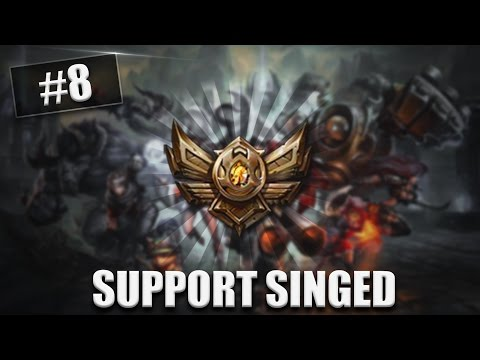 Heroji Bronze #8 - SUPPORT SINGED I MAGIC PEN YASUO