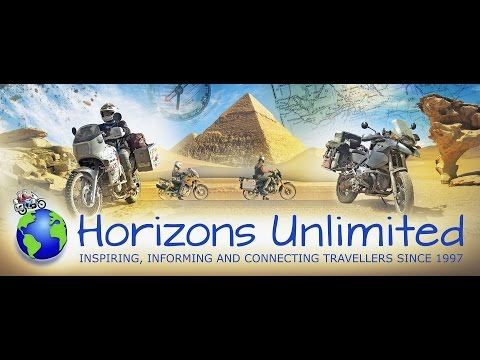 Horizons Unlimited South Africa 2014 Meeting