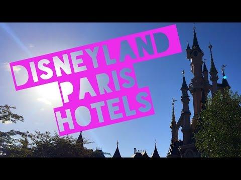 Caffeine&PixieDust: Disneyland Paris Hotels