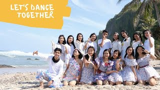Let's Dance Together  Melly Goeslaw Ft BBB  Dance By : Loop Dance School