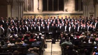 Ave Maria - The Morehouse College Glee Club and Cornell University Glee Club