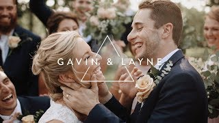 This Groom Totally Cries When He Sees His Bride | Kansas Wedding Video