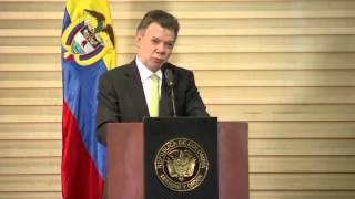Clausura Foro Alianza del Pacifico: Dialogo y Crecimiento para la Región - 6 de marzo de 2014